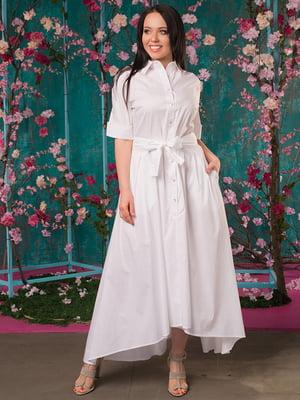 Платье белое | 5081952