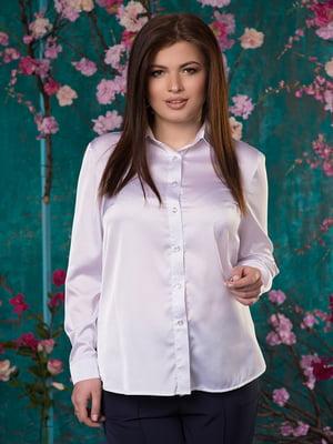 Рубашка белая | 5081959