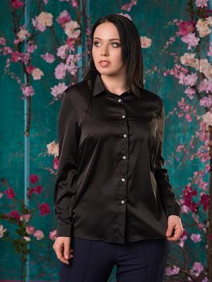 Рубашка черная | 5081962
