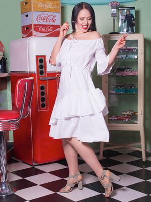 Платье белое | 5081985