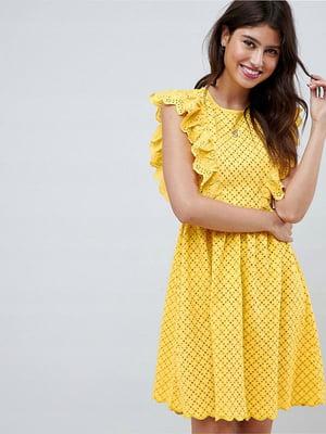 Сукня жовта | 5082656