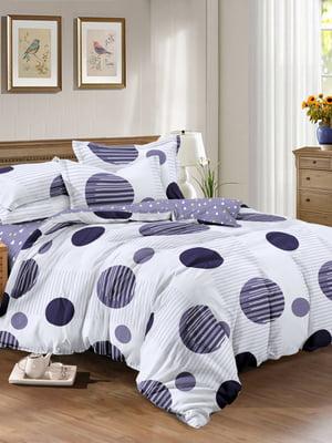 Комплект постельного белья двуспальный | 5085696