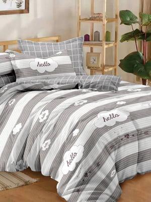 Комплект постельного белья двуспальный (евро)   5085702