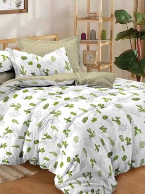 Комплект постельного белья двуспальный (евро) | 5085703