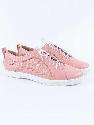 Кеды розовые | 5082007