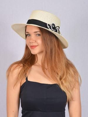 Шляпа молочного цветп   5085816