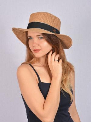 Шляпа бежевая   5085824
