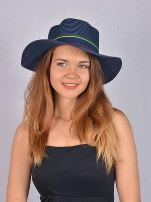 Шляпа синяя   5085827