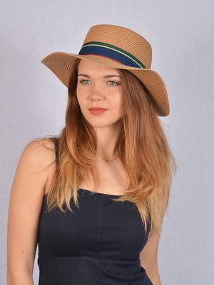 Шляпа бежевая   5085830