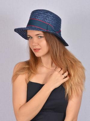 Шляпа синяя   5085835