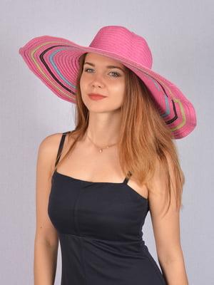 Шляпа розовая   5085845