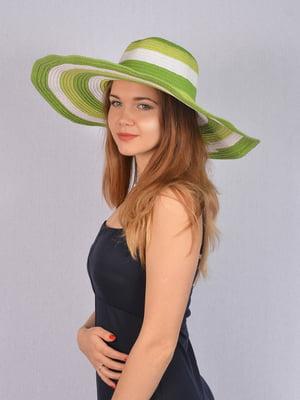 Шляпа салатовая   5085848