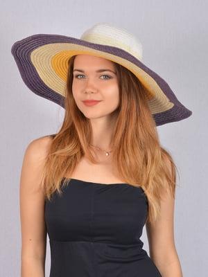 Шляпа трехцветная   5085849