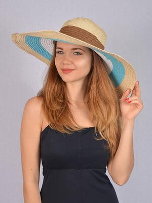 Шляпа трехцветная   5085850