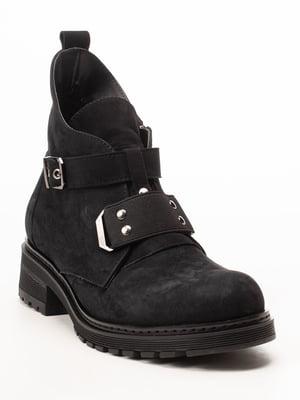Ботинки черные | 5081625