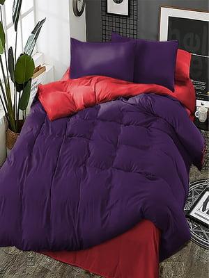 Комплект постельного белья семейный | 5067208