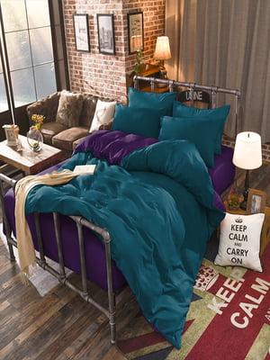 Комплект постельного белья двуспальный (евро) | 5067053
