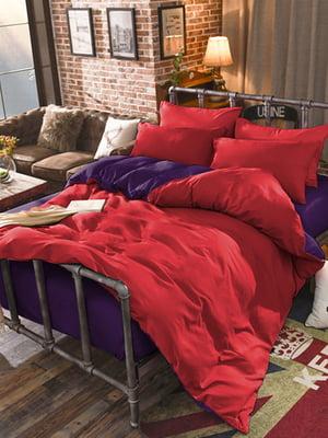 Комплект постельного белья двуспальный (евро) | 5067055