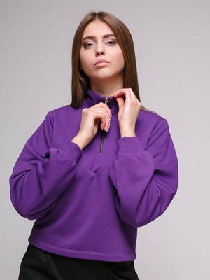 Джемпер фиолетовый | 5087243