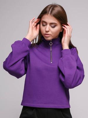 Джемпер фіолетовий | 5087243