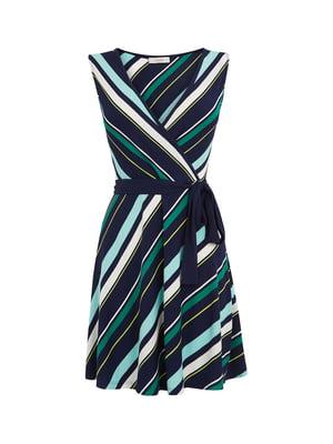 Платье в полоску | 5074001