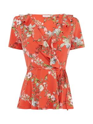 Блуза помаранчева | 5074021