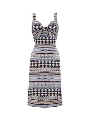 Сукня в принт | 5074067