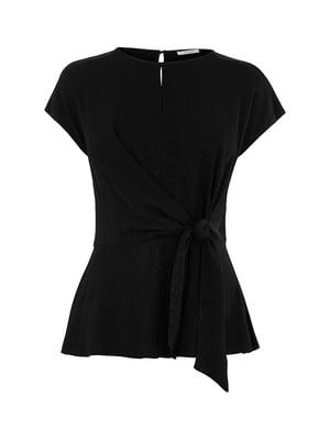 Блуза черная | 5074106