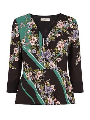 Блуза в принт | 5074113