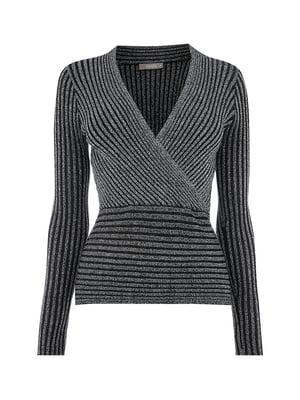 Пуловер чорний | 5074192