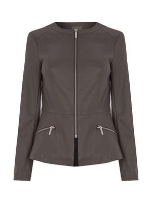 Куртка сіра | 5074202