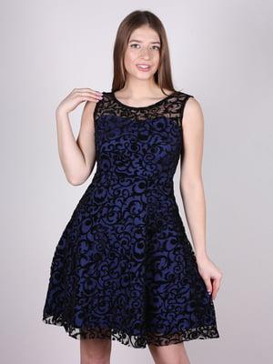 Платье двухцветное   5087366