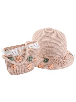 Набор: шляпа и сумка | 5057957