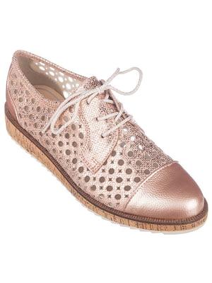 Туфлі рожеві | 4153537