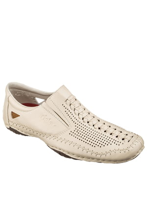 Туфли бежевые   5086899
