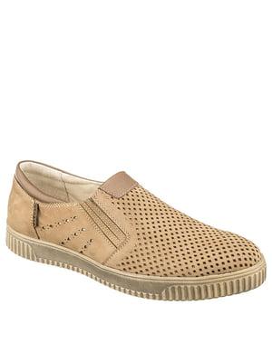 Туфли бежевые   5087058