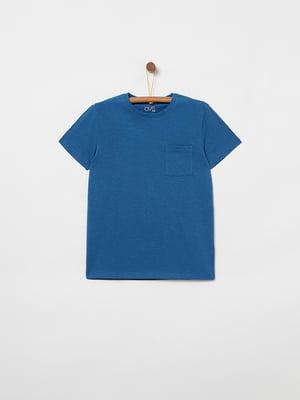 Футболка синя | 5058990