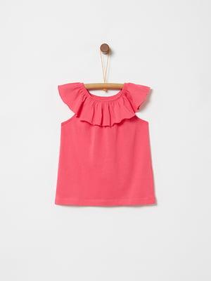 Майка розовая | 5075232