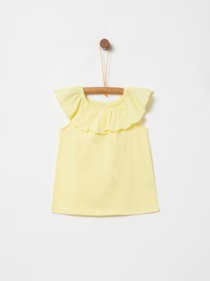 Майка жовта | 5075233