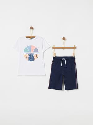 Комплект: футболка і шорти | 5081472