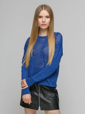 Джемпер синий | 5026161