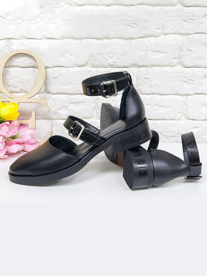 Туфли черные | 5087781