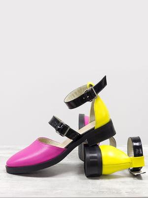 Туфли трехцветные | 5087782