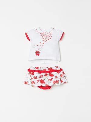 Комплект: футболка і спідниця | 5064268