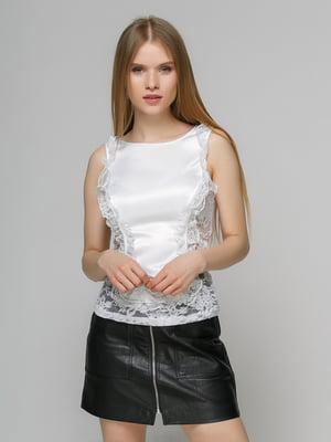Блуза біла | 5026063