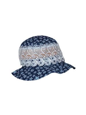 Панамка синя | 5089448