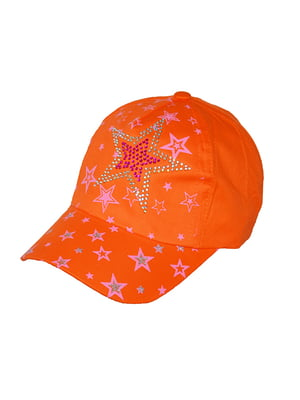 Кепка помаранчева | 5089589