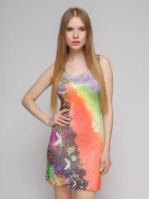 Сукня в принт | 5026095