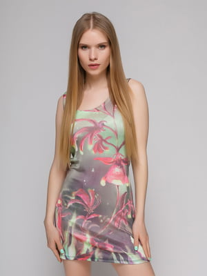 Сукня в принт | 5026096