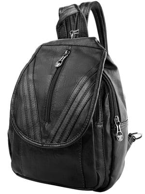 Рюкзак чорний | 5087483
